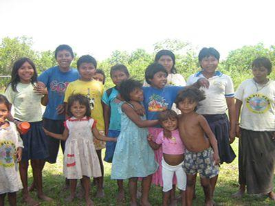 Indigenas arauca