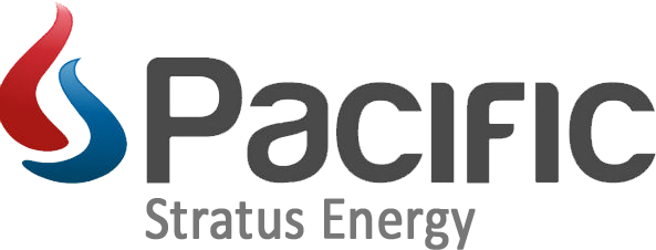 PACIFIC logo pacific stratus energy