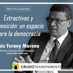 Entrevista. Extractivas y transición: un espacio para la democracia