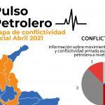 PULSO PETROLERO REGIONAL DE ABRIL